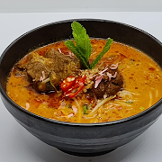 Beef Curry Laksa