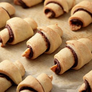 Marzipan Chocolate Rugelach Recipe