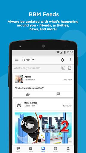 BBM - Free Calls & Messages  screenshots 5