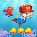 Mano Jungle Adventure: Classic Arcade Game icon