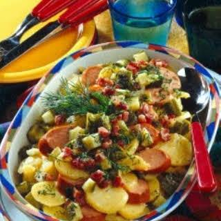 Kartoffelsalat.