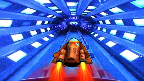 Space Rush: SpeedX 3D -Tunnel Rush - náhled