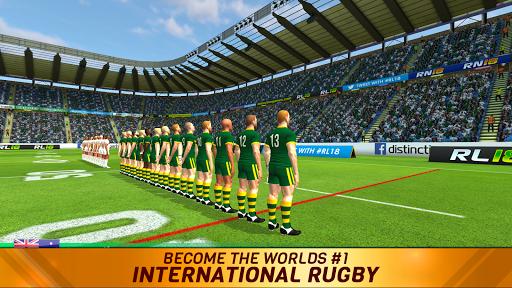 Rugby League 18 1.2.0.47 screenshots 5