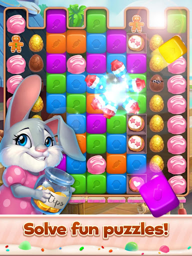 Sweet Escapes: Design a Bakery with Puzzle Games modavailable screenshots 4