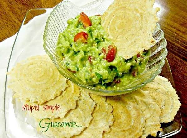 Stupid Simple Guacamole