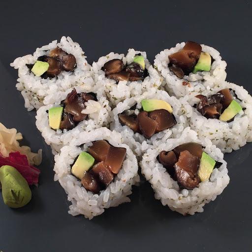 Mushroom Twist Roll - Vegetarian