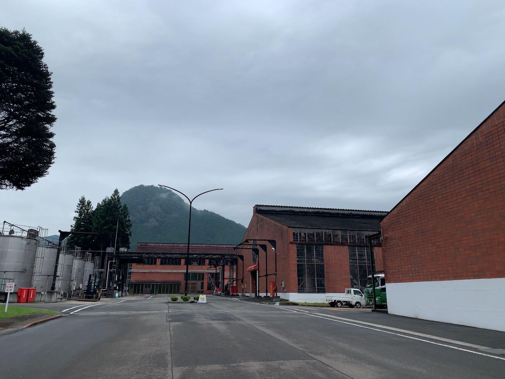 施設内の風景