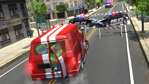 Urban Car Simulator 1.4 screenshots 13