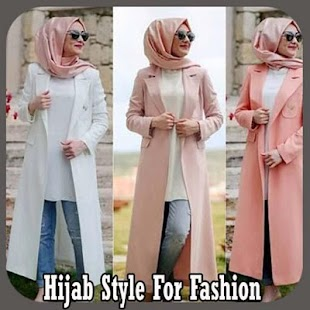 Hijab styl pro módu - náhled