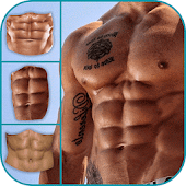 Six Pack Abs Photo Editor