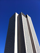 Photo: Verizon Building. I thought this building had no windows. How wrong was I.