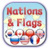 Nations and Flags. Pro.