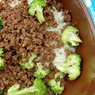 20-Minute Korean Beef