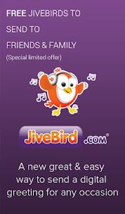 JiveBird - náhled