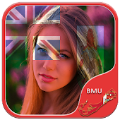 Bermuda Flag Photo Editor