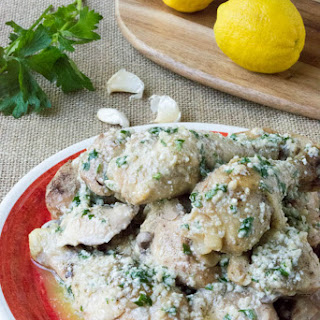 Crock Pot Garlic Parmesan Drumsticks