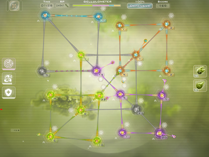 Gelluloid: Bio War Strategy Screenshot 13