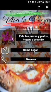VIVA LA PIZZA ONIL - náhled