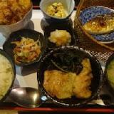 芝麻開門日式定食
