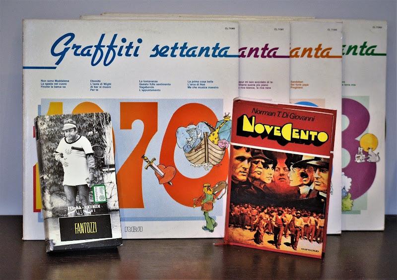 Un po' di musica, un libro, un film... di ely50