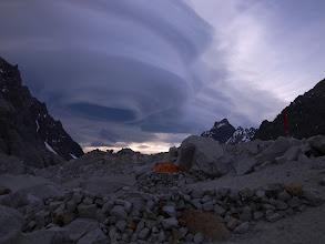Photo: Camping in Patagonia
