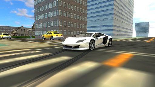 City Sport Car Simulator 2016