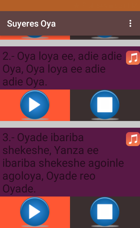 Suyeres Oya- screenshot