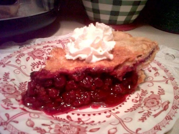Cranberry Berry Pie Recipe