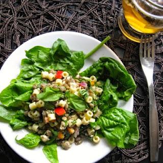 Greek Lentil Salad.