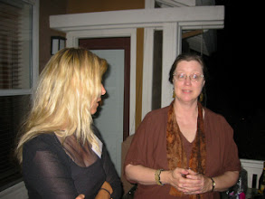 Photo: Professors Shari Stern and Barbara Dosher
