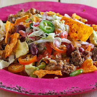 Beef Taco Casserole With Doritos Recipes.