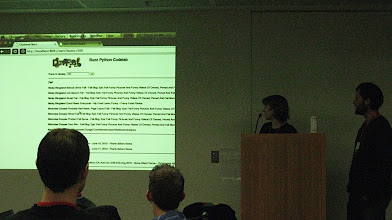 Photo: Buzz through linguistic processing to cluster posts by topic