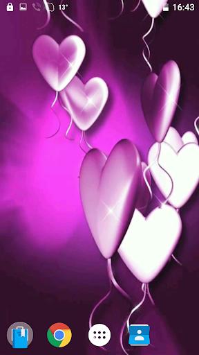 心脏的生活的录像的墙纸