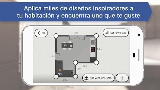 Diseñador de Habitaciones: Diseño casa 3D 4