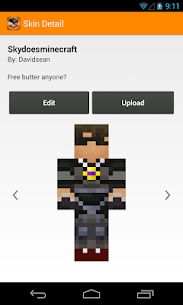 Minecraft: Skin Studio  Apk Download For Android and Iphone 5