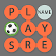 Find The Name of Soccer Player (game)