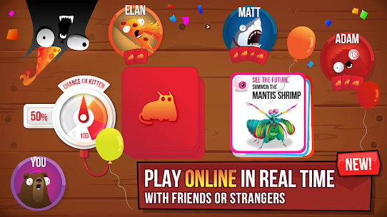 Exploding Kittens® – Official 3.3.1 MOD (Unlimited Money) 3
