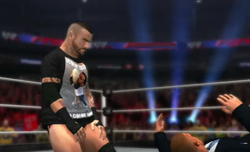 Action Hero WWE Extreme Guide screenshot