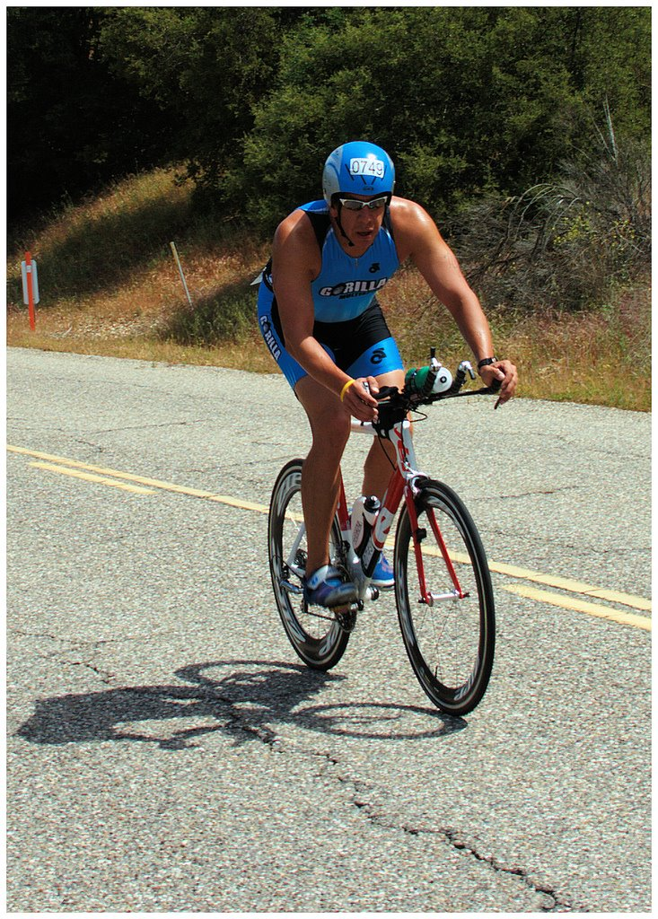 2009 Wildflower Long Course Triathlon