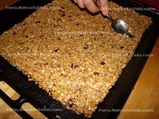 Barritas de cereal (las mejores estas) DSC03534