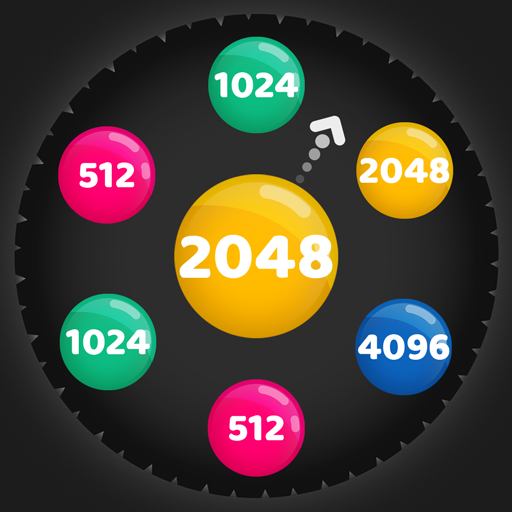 2048 O Blast! Puzzle