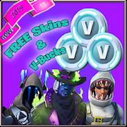 V Bucks amp Skins Free V.2.0 2019