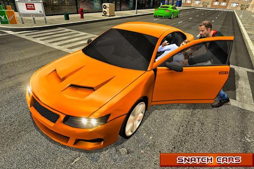 Crime Cars Street Driver: Gangster Games 2018 1.0 screenshots 1