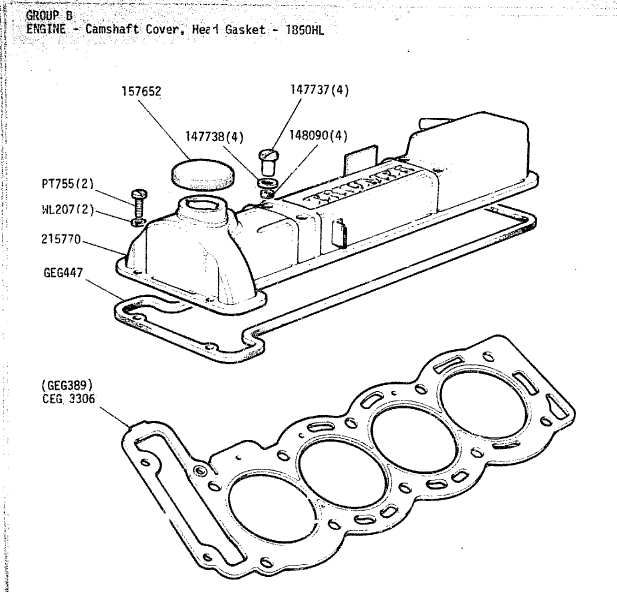 how to reassemble engine  beginner  - page 2