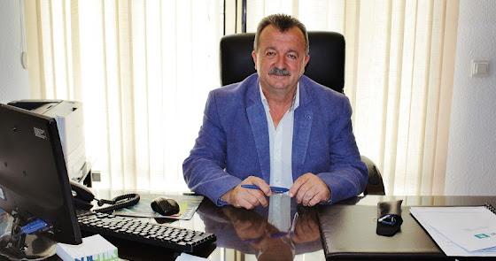 """Juan Pedro García, alcalde de Pulpí: """"Si nos concienciamos, el riesgo es bajo"""""""