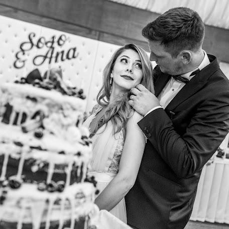 Wedding photographer Madalin Ciortea (DreamArtEvents). Photo of 21.01.2018