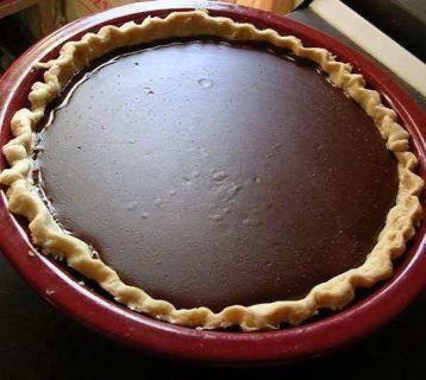 Cocoa Cream Pie