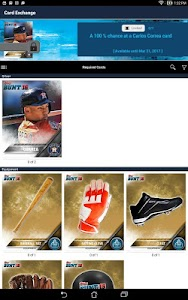 MLB BUNT: Baseball Card Trader screenshot 5
