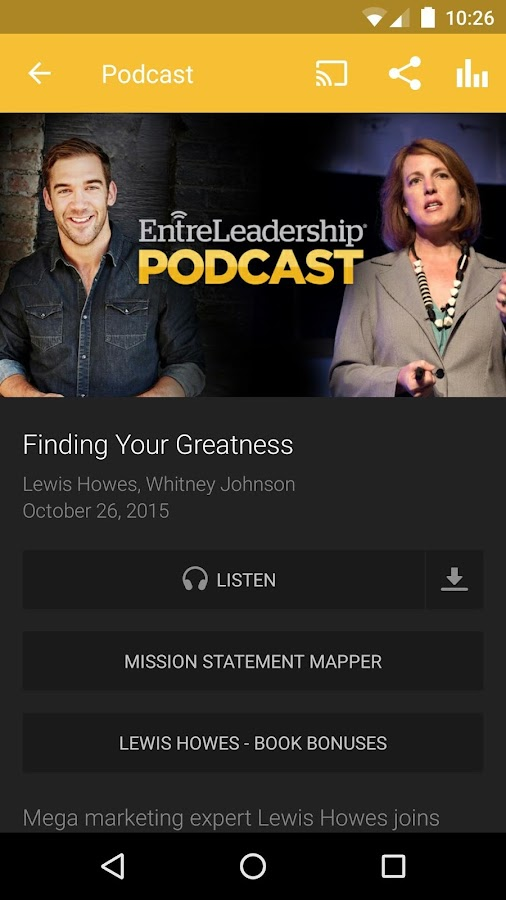 EntreLeadership- screenshot