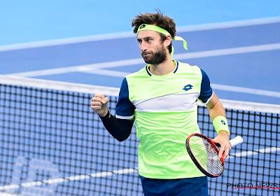 Sander Gillé uitgeschakeld in de kwartfinales van de Australian Open in het gemengd dubbel